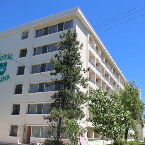 Hotel Sulina v Mamaii | Zdroj: CK KM