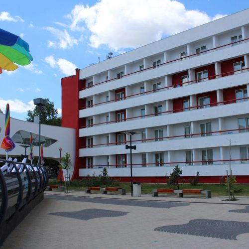 Hotel Zenith v letovisku Mamaia | Zdroj: CK KM