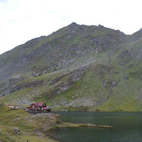 Jezero na Transfagarasan | Zdroj: CK KM