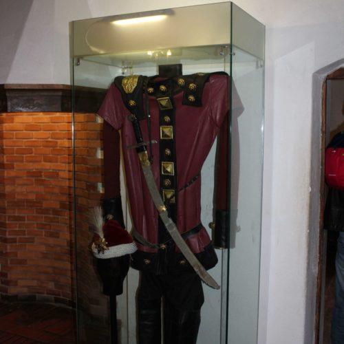 Výstava dobového rytířského vybavení na Branu | Zdroj: CK KM