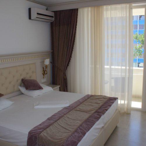 Pokoj hotelu Sulina | Zdroj: CK KM