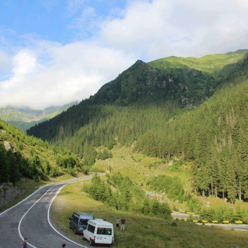 Projizdka silnici Transfagarasan | Zdroj: CK KM
