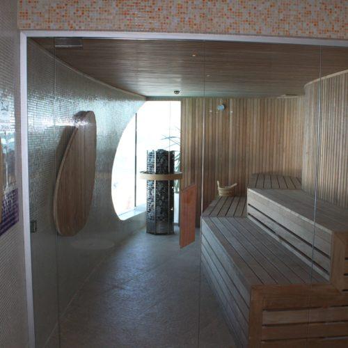 Sauna hotelu Zenith | Zdroj: CK KM