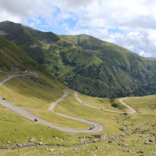 Silnice Transfagarasan - Karpaty | Zdroj: CK KM