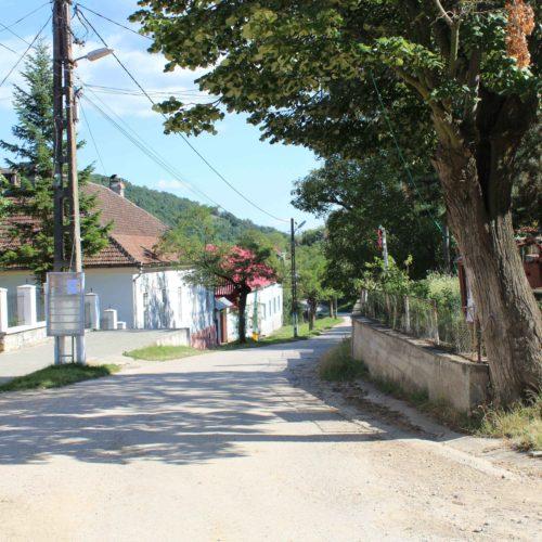 Silnice na Gerníku | Zdroj: CK KM