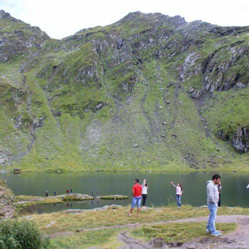 Transfagarasan - jezero | Zdroj: CK KM