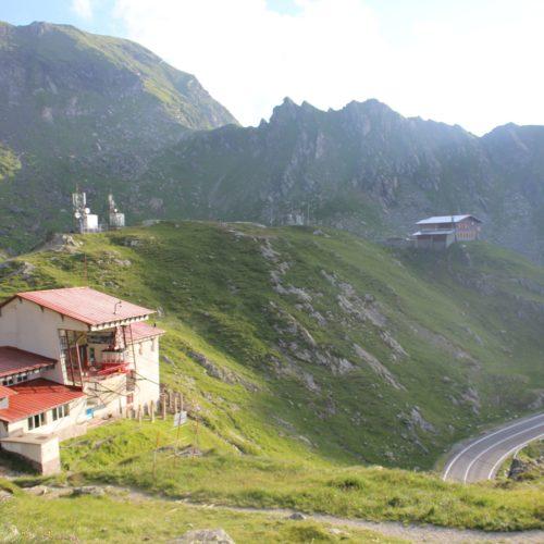 Transfagarasan v Karpatech | Zdroj: CK KM
