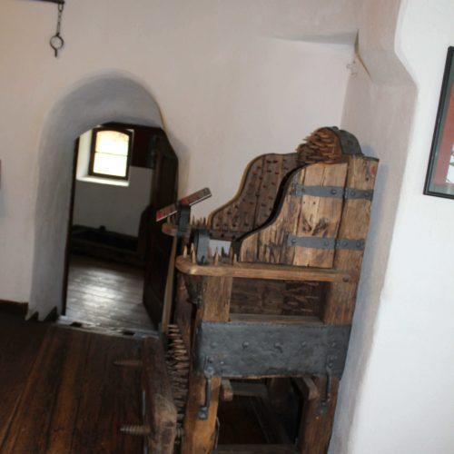 Vnitrek hradu Bran | Zdroj: CK KM