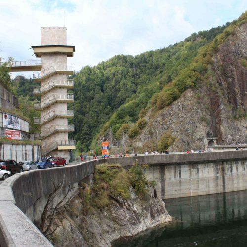 Vodni prehrada - Karpaty | Zdroj: CK KM