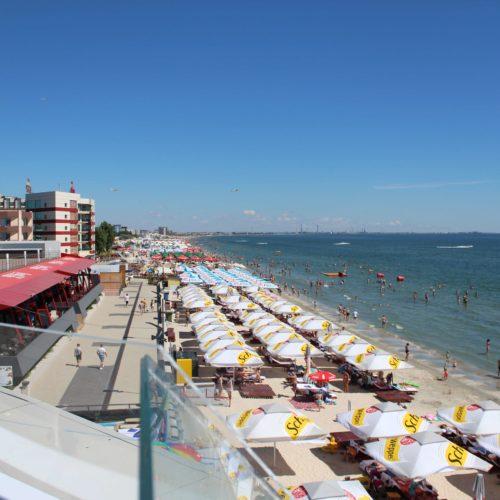 Vyhled z hotelu Zenith | Zdroj: CK KM