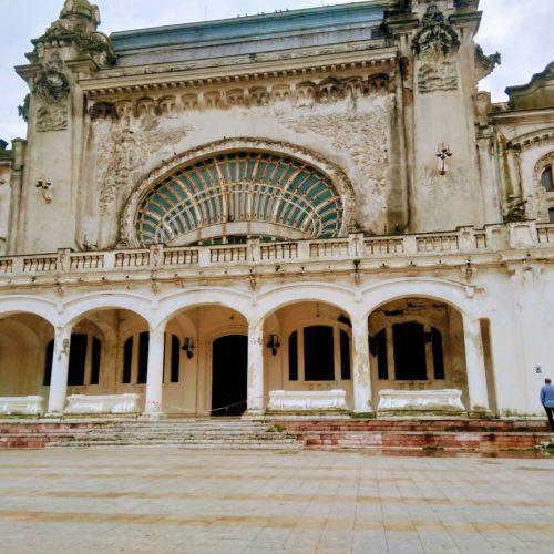 Casino ve meste Constanta | Zdroj: CK KM