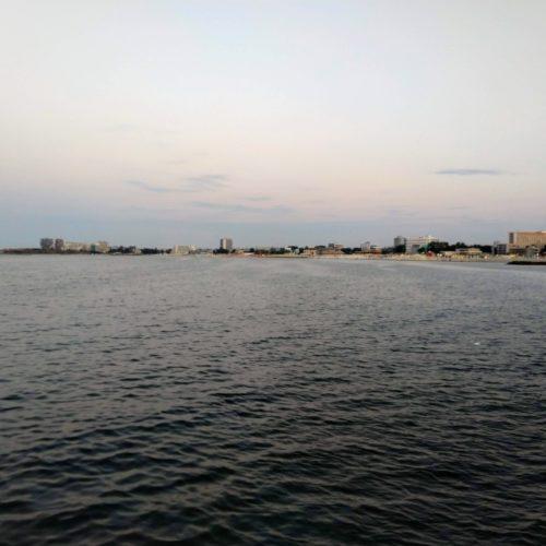 Cerne more - letovisko Mamaia | Zdroj: CK KM