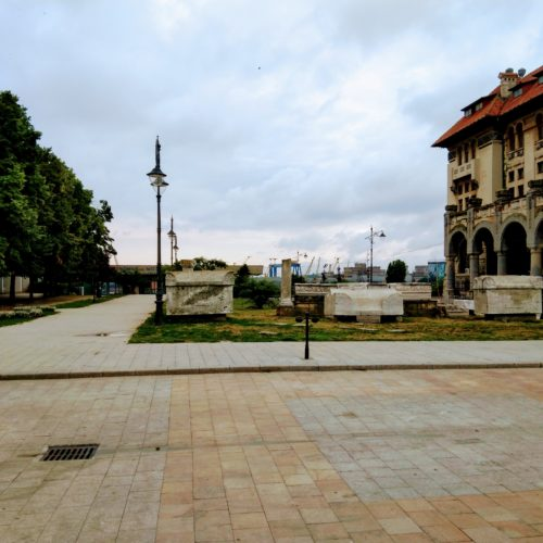 Namesti stareho mesta v Constante | Zdroj: CK KM