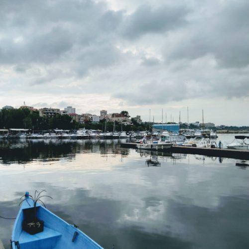 Pohled na pristav v Constante | Zdroj: CK KM