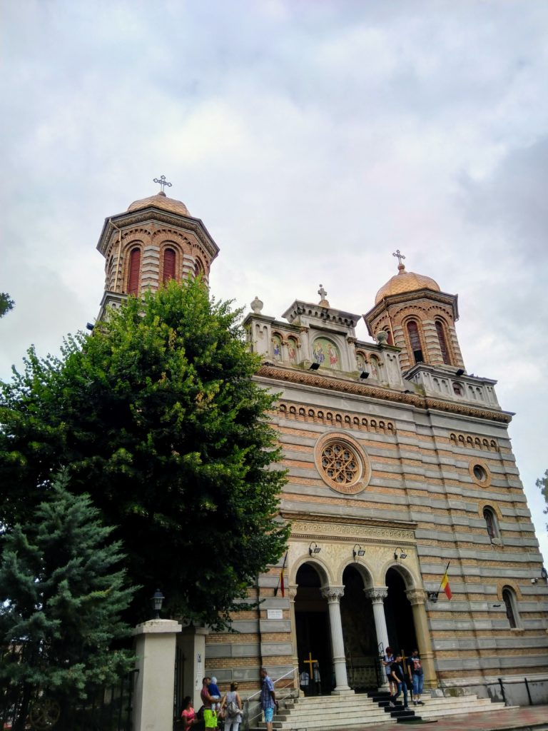 Pravoslavny kostel v Constante | Zdroj: CK KM