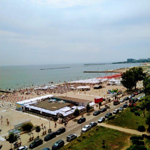 Vyhled z hotelu Victoria na plaz | Zdroj: CK KM