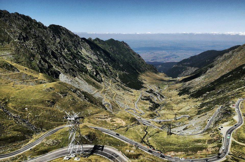 Silnice Transfagarasan