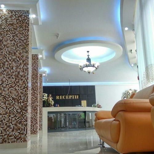 recepce hotelu Evia | Zdroj: CK KM