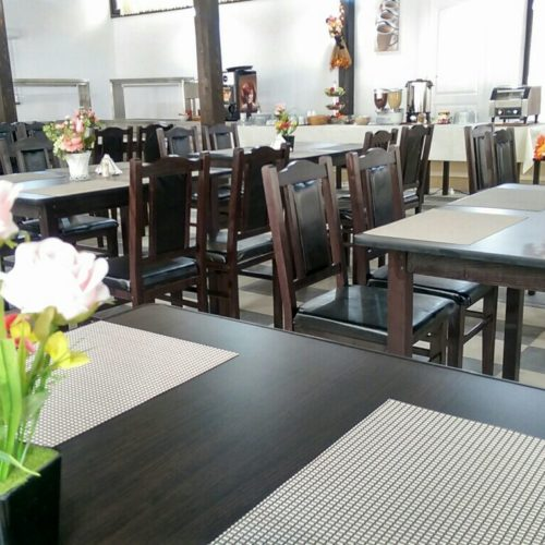 restaurace hotelu Evia | Zdroj: CK KM