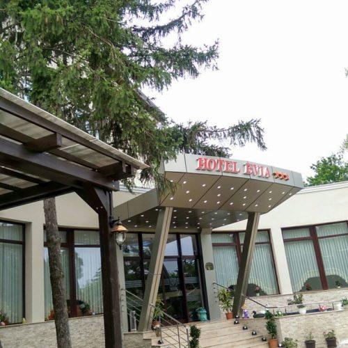 hotel Evia v Eforii Nord | Zdroj: CK KM