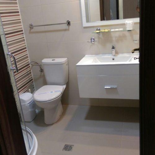 hotel Evia - koupelna | Zdroj: CK KM