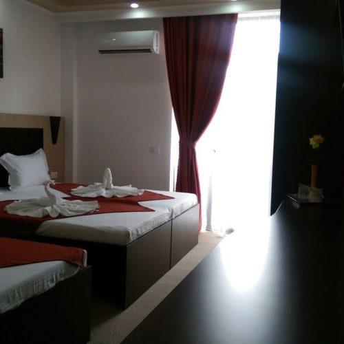 hotel Evia - pokoj | Zdroj: CK KM