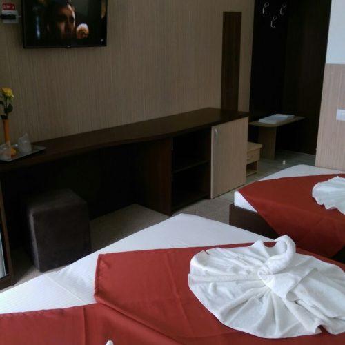 Pokoje v hotelu Evia | Zdroj: CK KM