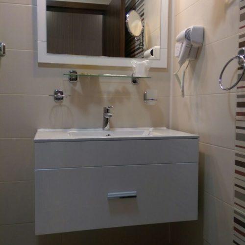 Koupelna hotelu Evia | Zdroj: CK KM