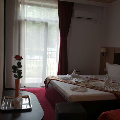 Pokoj hotelu Evia - Eforie Nord | Zdroj: CK KM