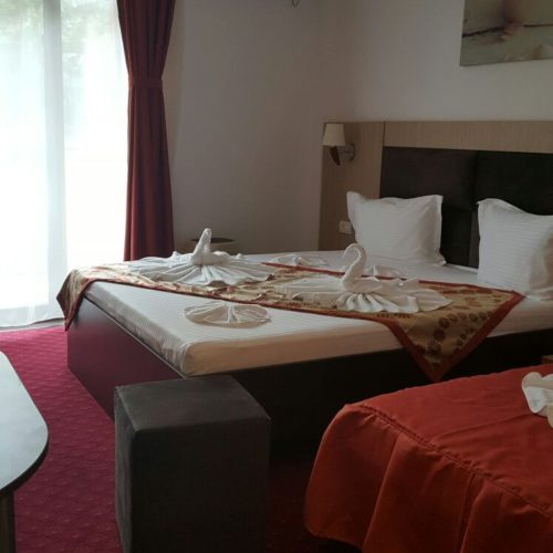 Pokoj hotelu Evia | Zdroj: CK KM