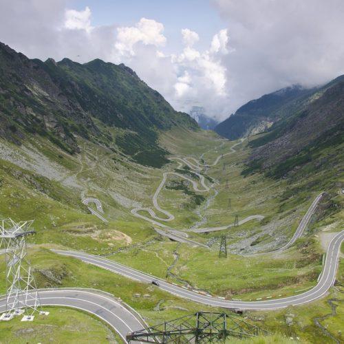 Transfagarasan silnice