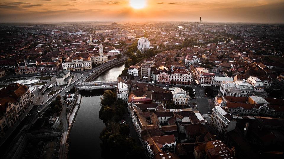 Město Oradea