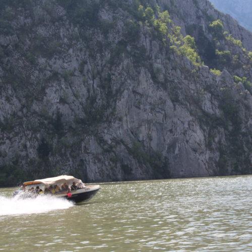 Dunaj v Banátu | Zdroj: CK KM