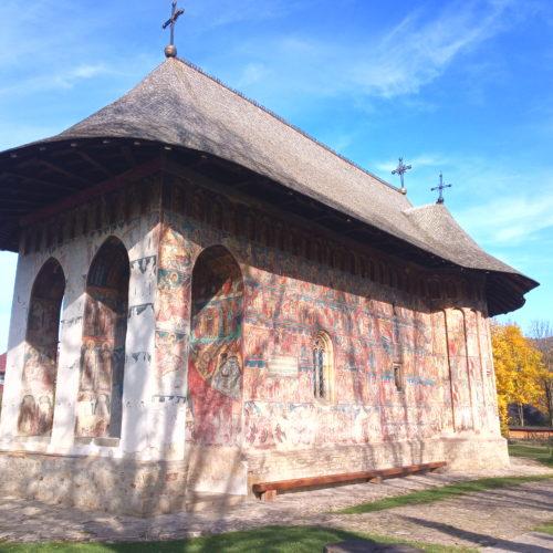 Kláštery - Bucovina | Zdroj: CK KM