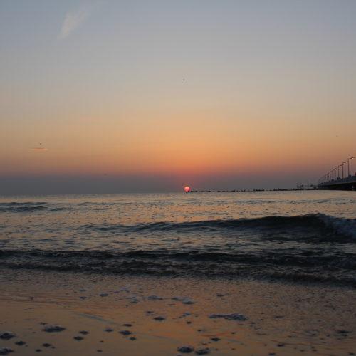 Pláž - letovisko Mamaia | Zdroj: CK KM