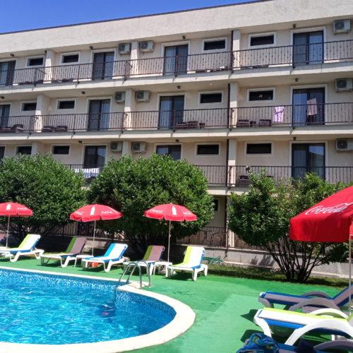 Hotel Mondial - Eforie Nord | Zdroj: CK KM