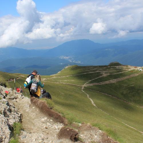 Pohoří Bucegi | Zdroj: CK KM