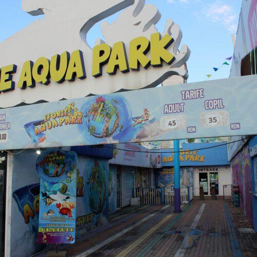 Aquapark Eforie 2020 | Zdroj: CK KM