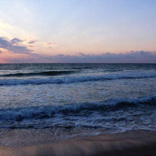 Eforie Nord moře 2020 | Zdroj: CK KM