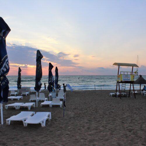 Eforie Nord pláž 2020 | Zdroj: CK KM