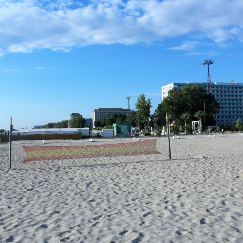 Mamaia 2020 - pláž | Zdroj: CK KM