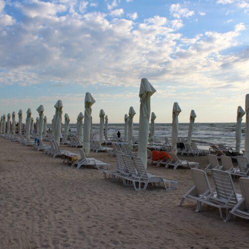 Pláž Mamaia v Rumunsku v roce 2020 - hotel Zenith | Zdroj: CK KM