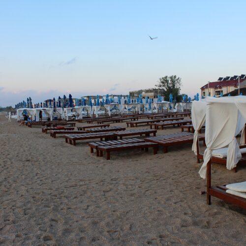 Pláž Eforie Nord 2020 | Zdroj: CK KM