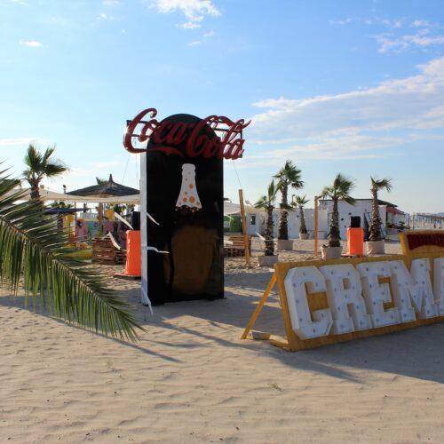 Pláž v letovisku Mamaia - 2020 | Zdroj: CK KM
