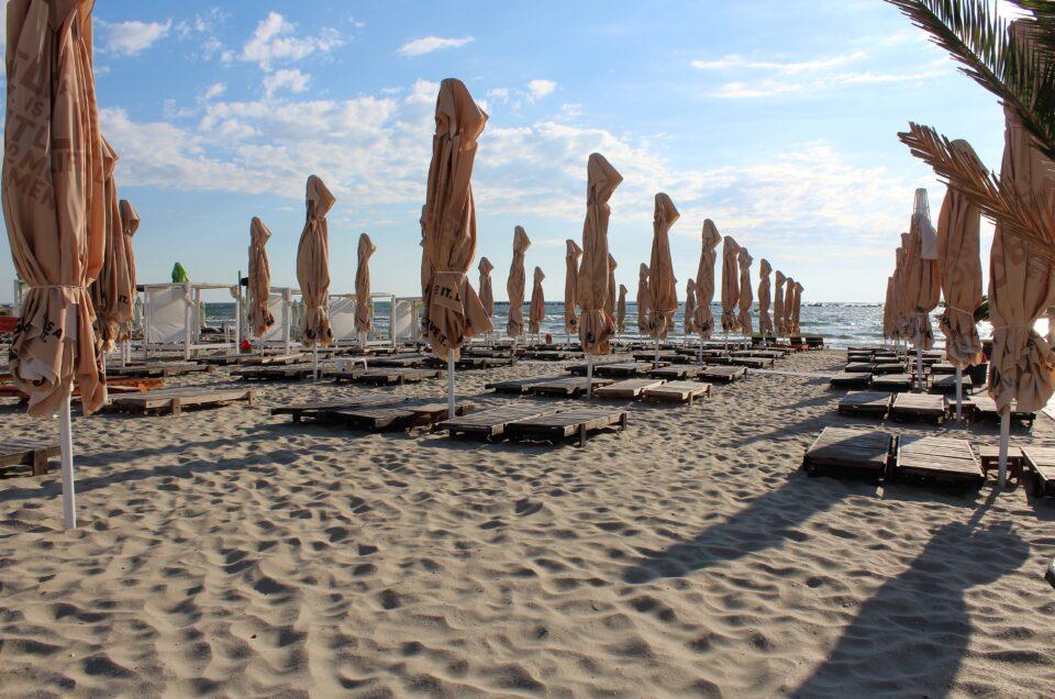 Pláž v Mamaii - rok 2020 | Zdroj: CK KM